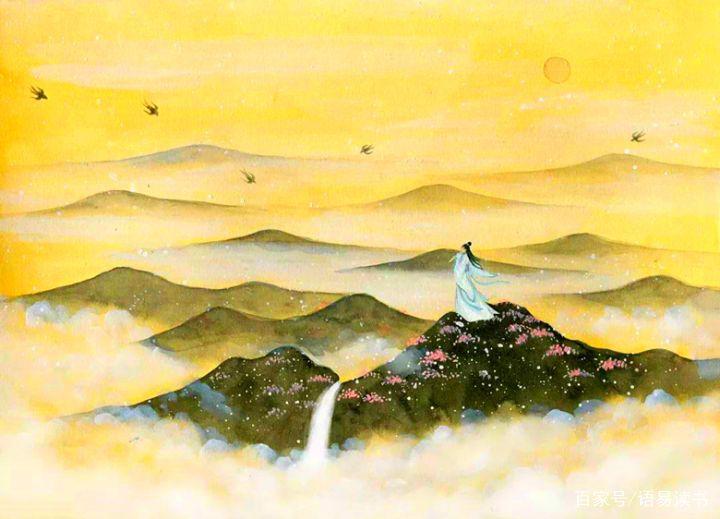 淡黄柳·空城晓角