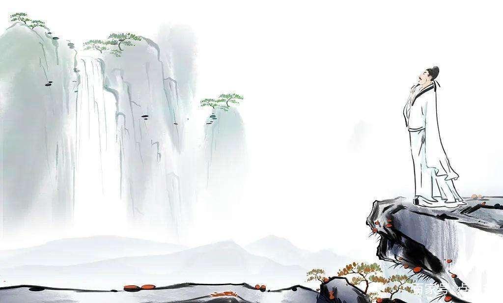 陪郑广文游何将军山林